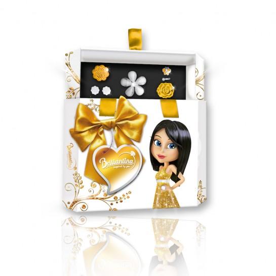 gold šperkovnice