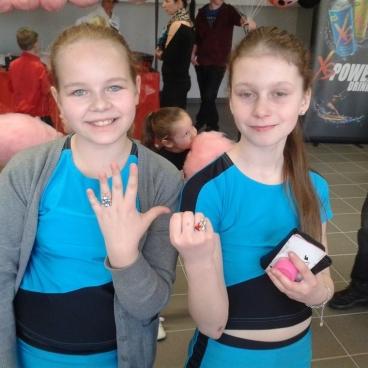 Cheerleaders cup Praha 21.3.2015