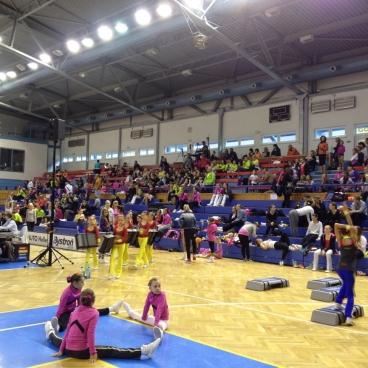MČR Aerobic, Ostrava 4.,5.10.2014