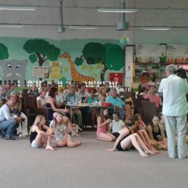 Dětské centrum Lvíček Plzeň, 20.6.2013