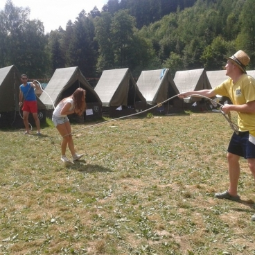 Letní tábor Hádinka 1.8.2013