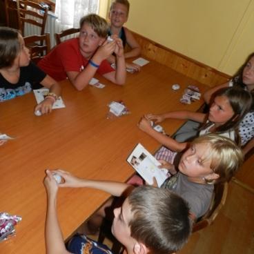 Letní tábor Libušín II.