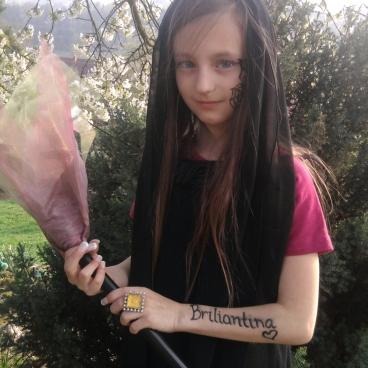 Soutěž o nejkrásnější čarodějnici
