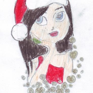 Vánoční soutěž - Moje Vánoce s Briliantinou
