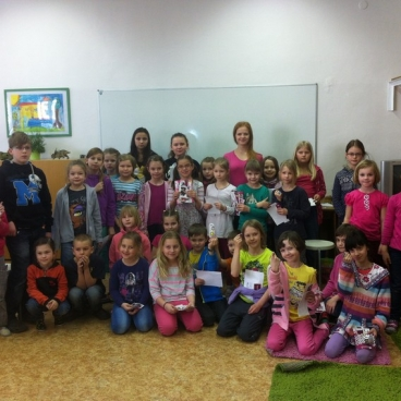 ZŠ Heyrovského, Brno 26.3.2014
