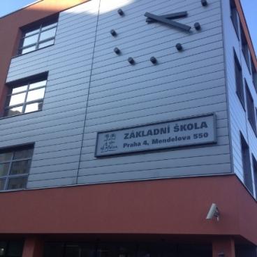 ZŠ Mendelova, Praha 22.10.2013