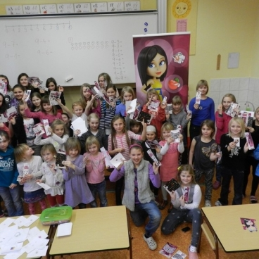 ZŠ Velké Popovice, 14.2.2014