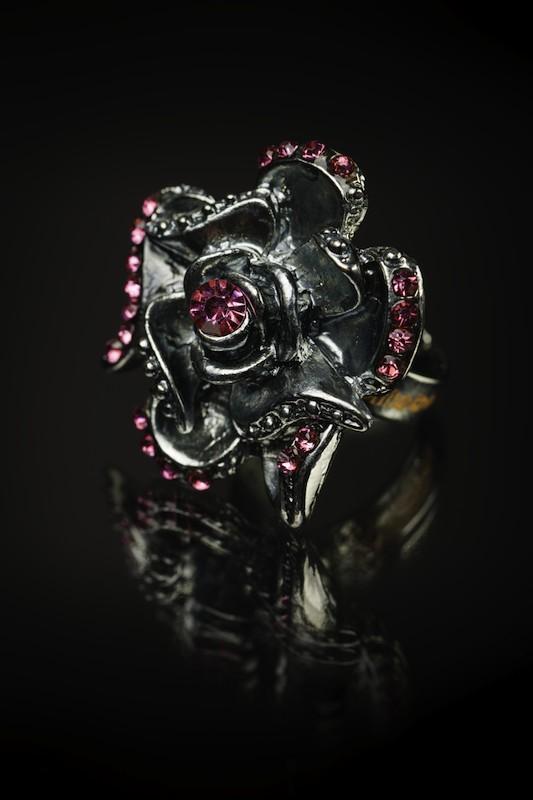 Tajemná růže